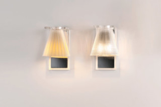 Light Air wall lamp  by  Kartell