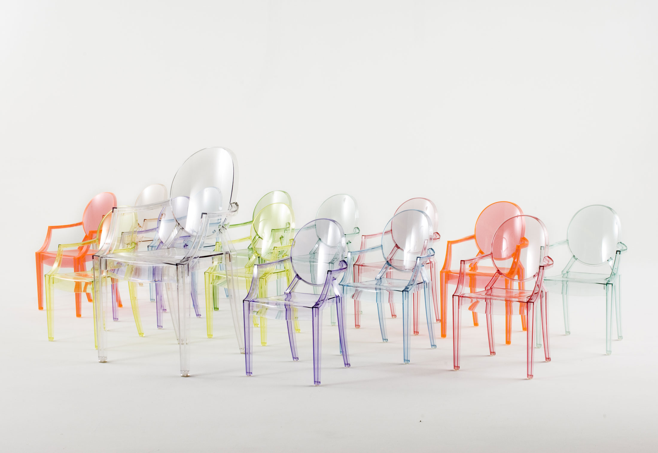 Lou Lou Ghost by Kartell | STYLEPARK