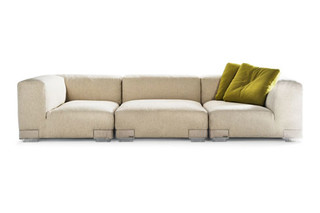 Plastics Duo Sofa  von  Kartell