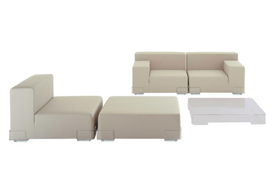 Plastics lounge chair