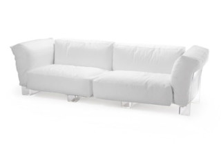 Pop Duo sofa  by  Kartell