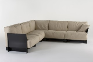 Pop Ecksofa  by  Kartell