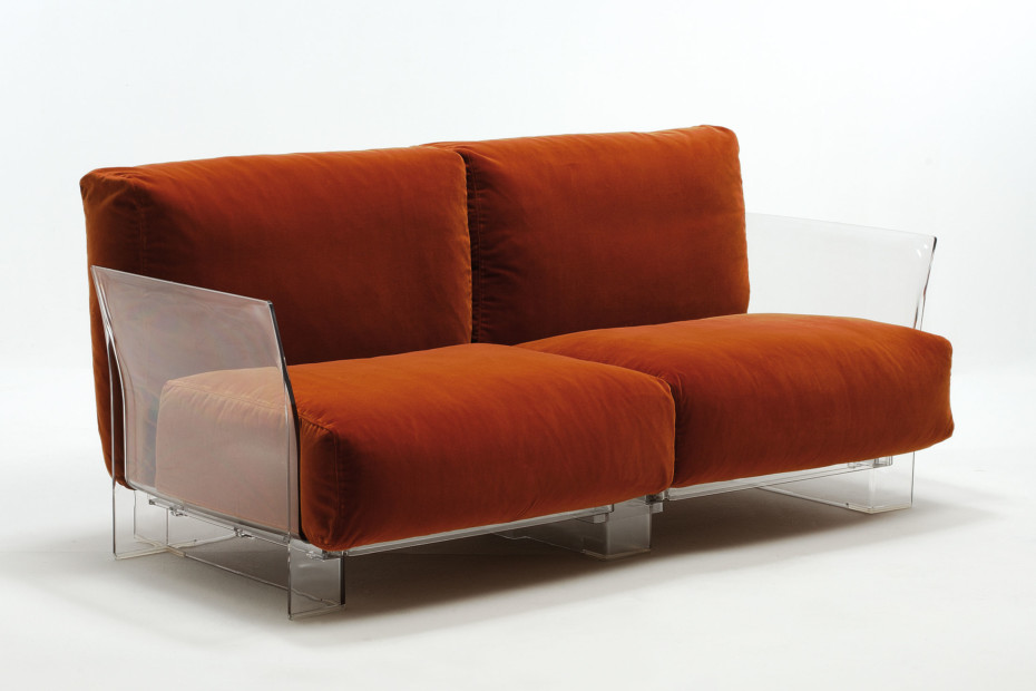 Pop sofa by kartell stylepark for Sofa exterior wallapop