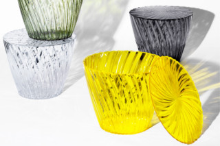 Sparkle table  by  Kartell
