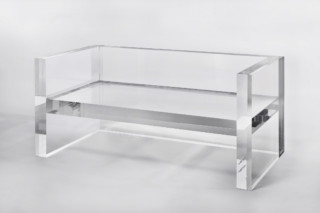 The Invisibles Collection - bench  by  Kartell