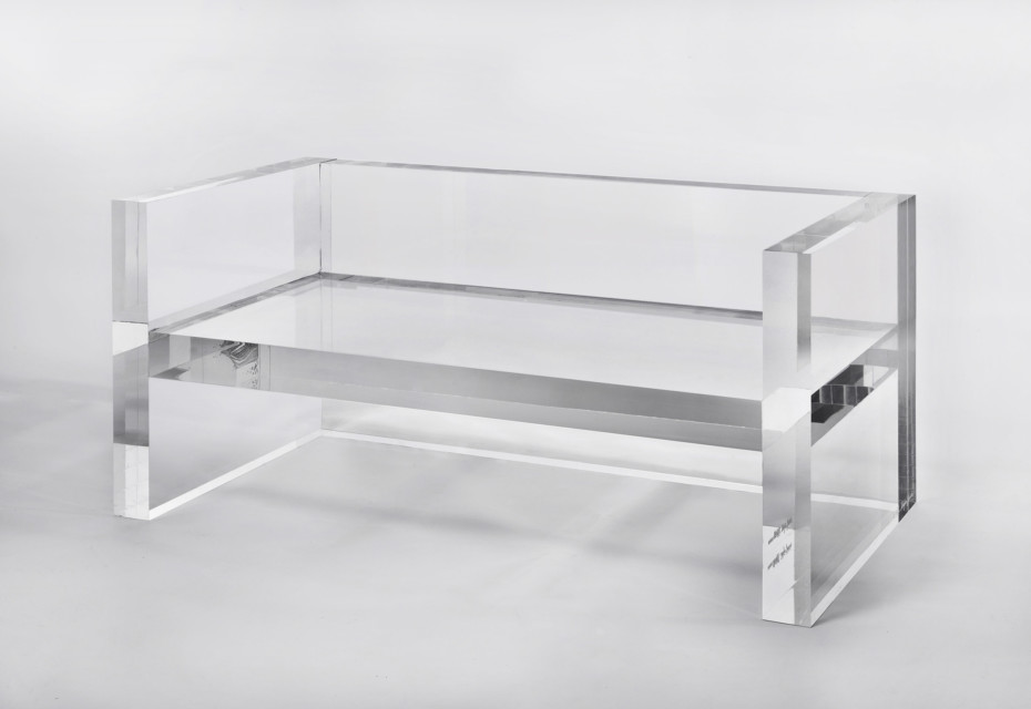 The Invisibles Collection - bench