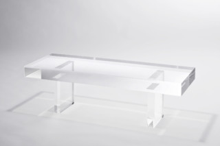 The Invisibles Collection - coffee table  by  Kartell