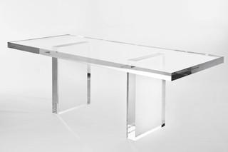 The Invisibles Collection - Tisch mit Wangen  von  Kartell