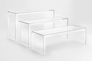 The Invisibles Light Collection - consoles & benches  by  Kartell