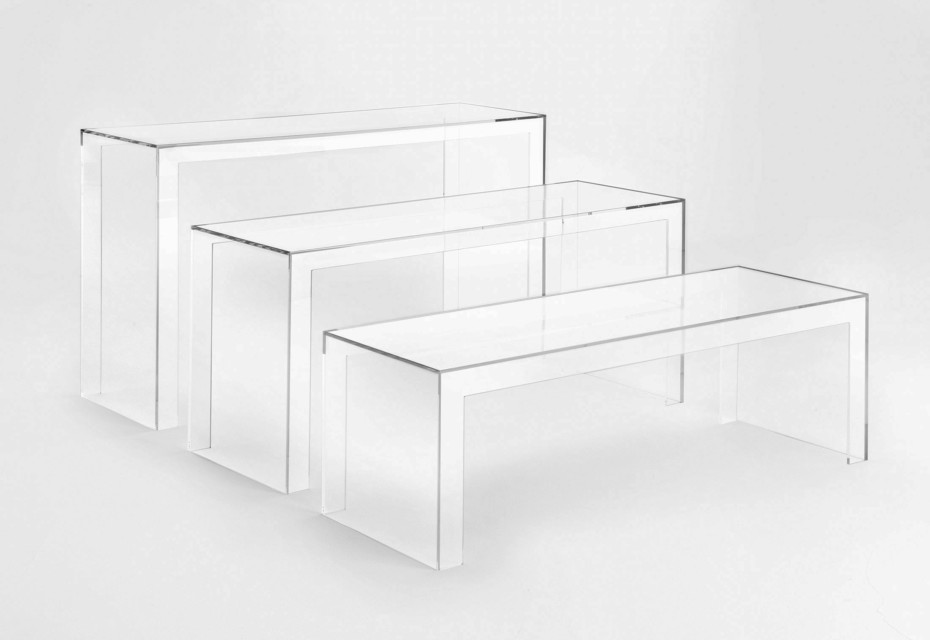 The Invisibles Light Collection - consoles & benches