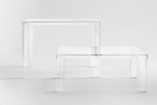 The Invisibles Light Collection - table  by  Kartell