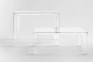 The Invisibles Light Collection - Tisch  von  Kartell