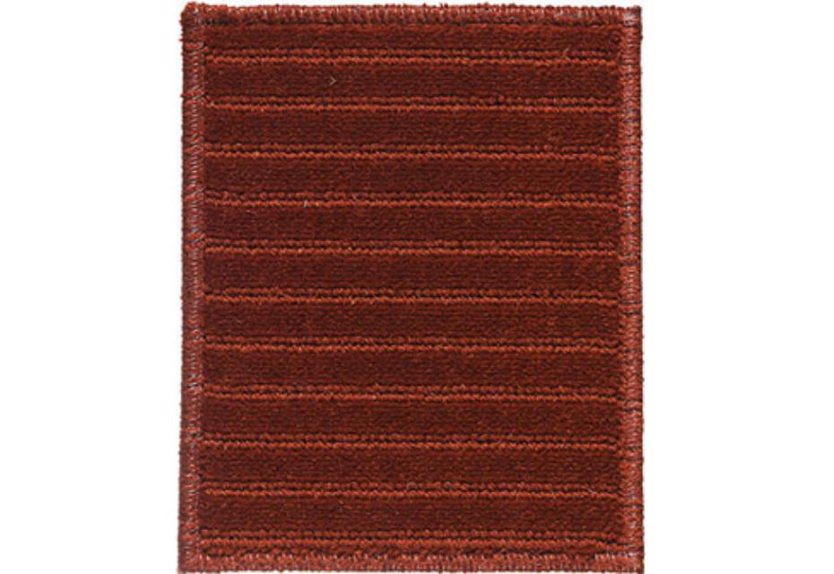 Bloc rust-red