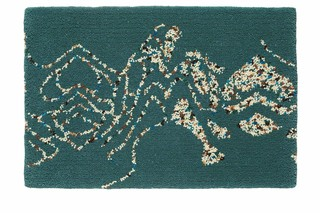 Embroidery Turquise  by  Kasthall