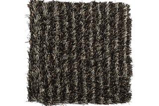 Fogg Stripe black-grey  by  Kasthall