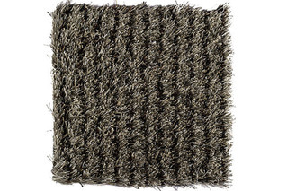 Fogg Stripe grey-black  by  Kasthall