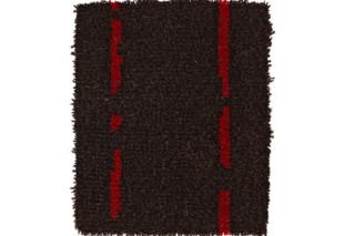Pinstripe braun-rot  von  Kasthall