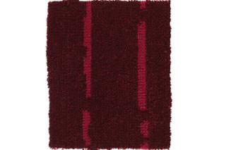 Pinstripe burgundy-pink  von  Kasthall