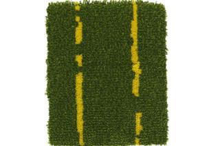 Pinstripe grün-gelb  von  Kasthall