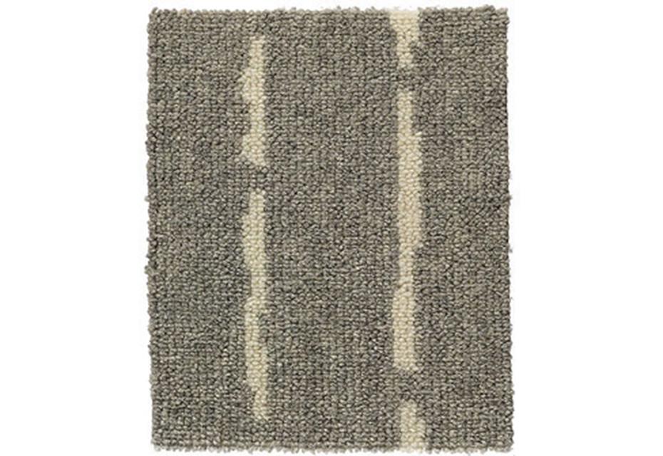 Pinstripe grau-weiß