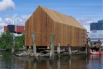 The Kebony Boat House  by  Kebony