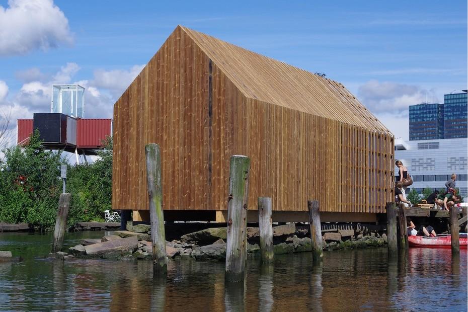 The Kebony Boat House