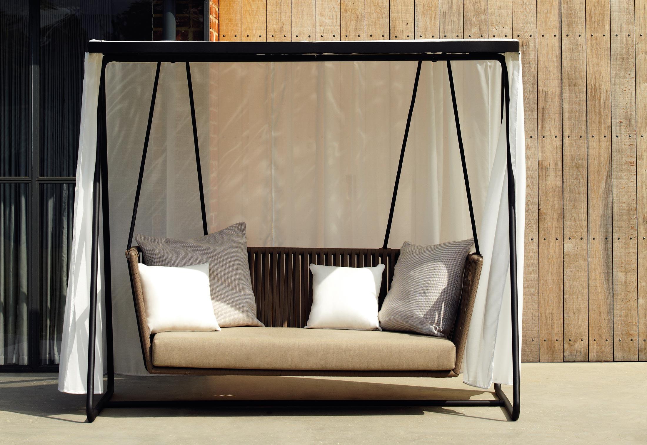 Bitta Leg Swing 2 Seater By Kettal Stylepark