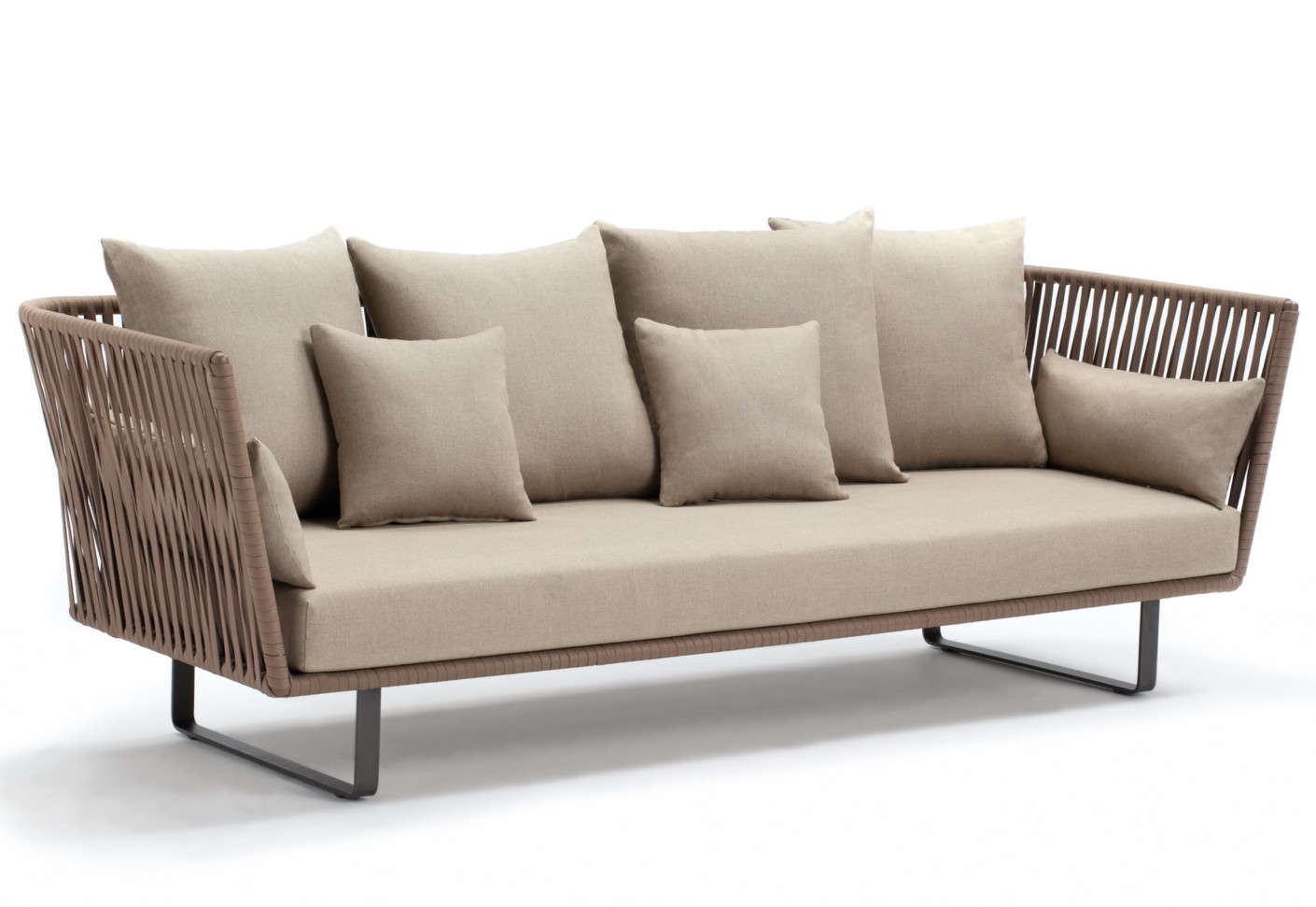 Bitta sofa by kettal stylepark for Sofa rinconera exterior