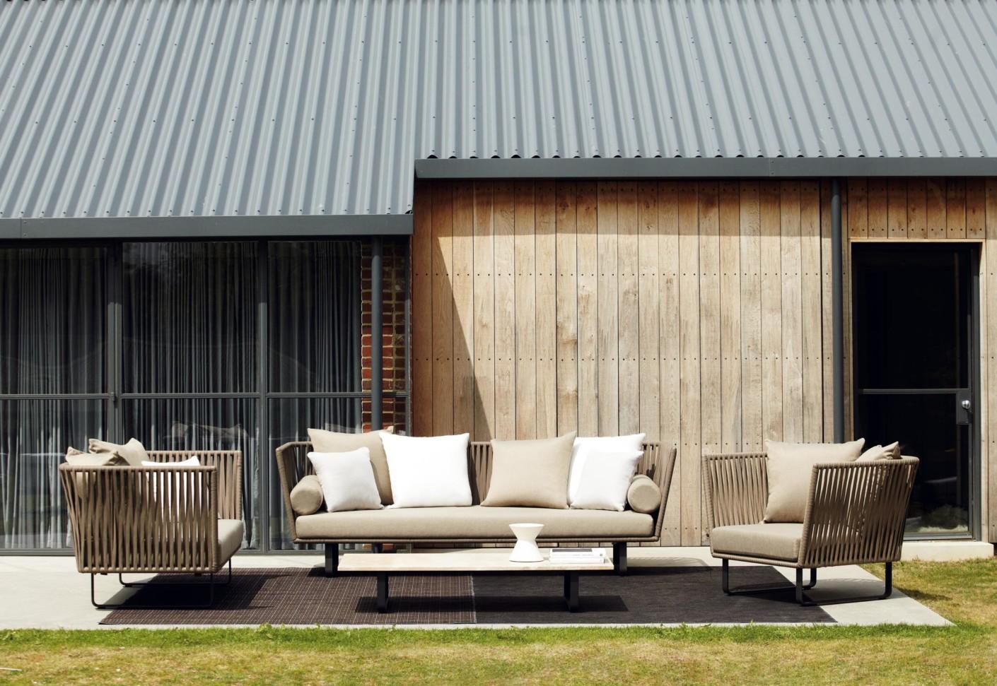 Bitta Sofa By Kettal Stylepark