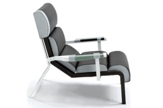Bob easy chair  by  Kettal