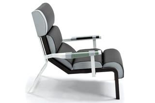 Bob easy chair  by  Kettal
