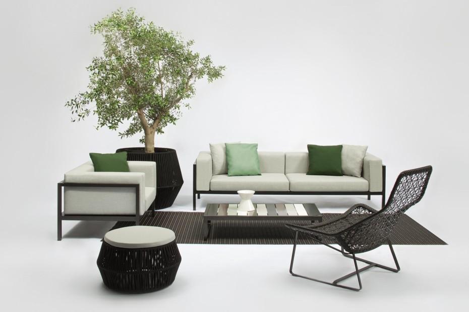 Landscape club chair XL