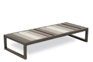 Landscape coffee table  by  Kettal