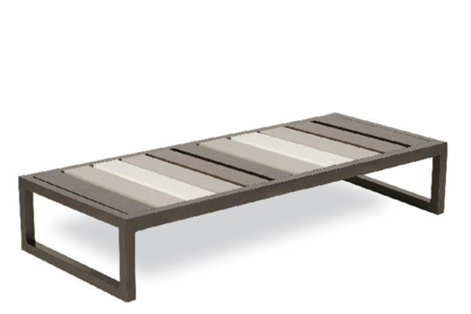 Landscape coffee table