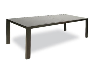 Landscape dinning table  by  Kettal