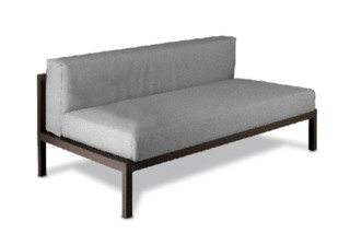 Landscape sofa mid component  by  Kettal