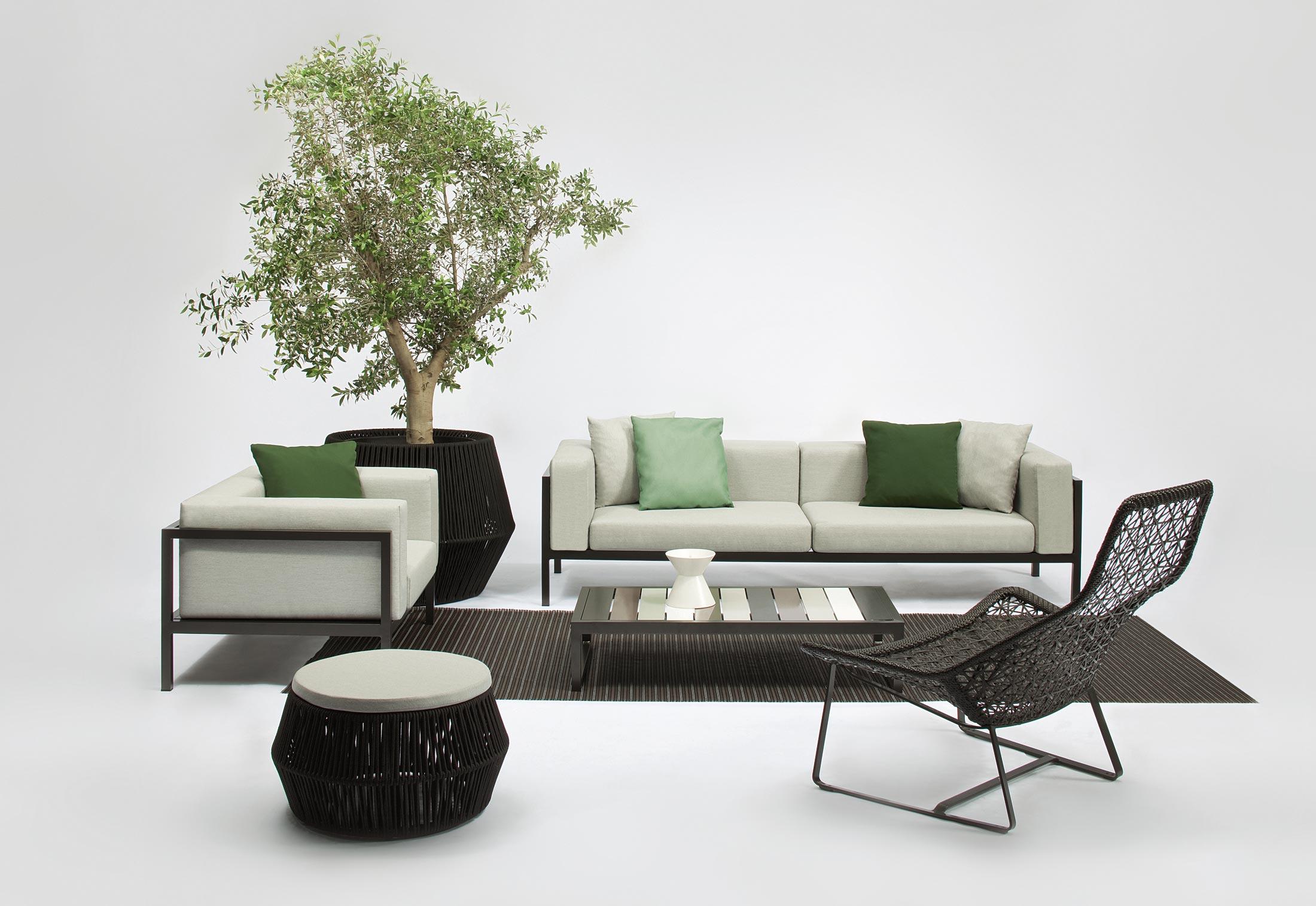 landscape sofa xl by kettal stylepark. Black Bedroom Furniture Sets. Home Design Ideas