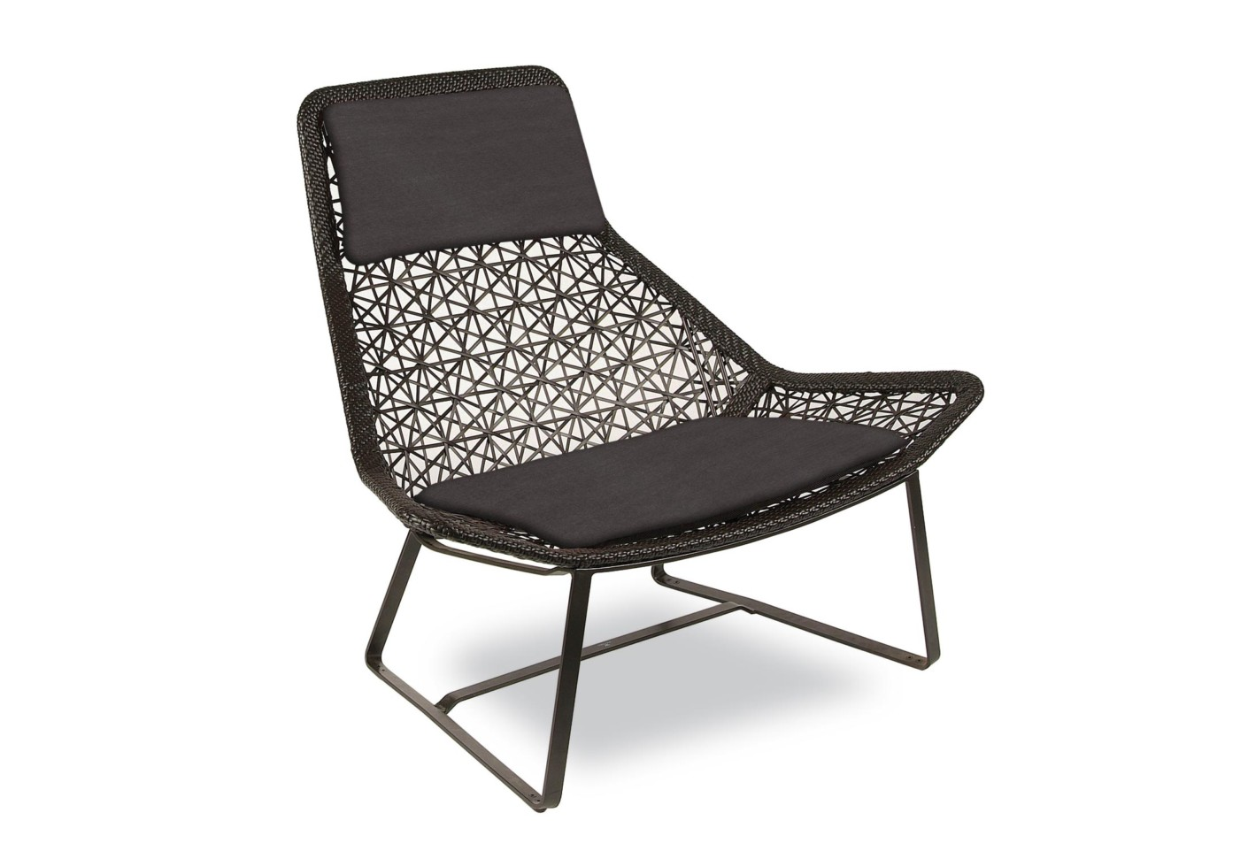 maia lounge chair by kettal stylepark