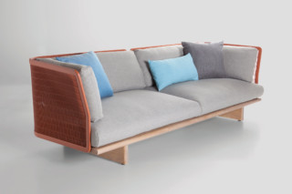 Mesh sofa  by  Kettal