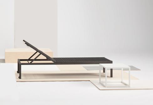 Via Deck Chair By Kettal Stylepark