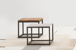 Via side table  by  Kettal