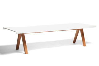 Vieques dining table  by  Kettal