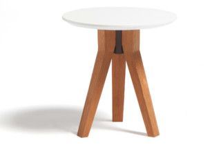 Vieques side table high  by  Kettal