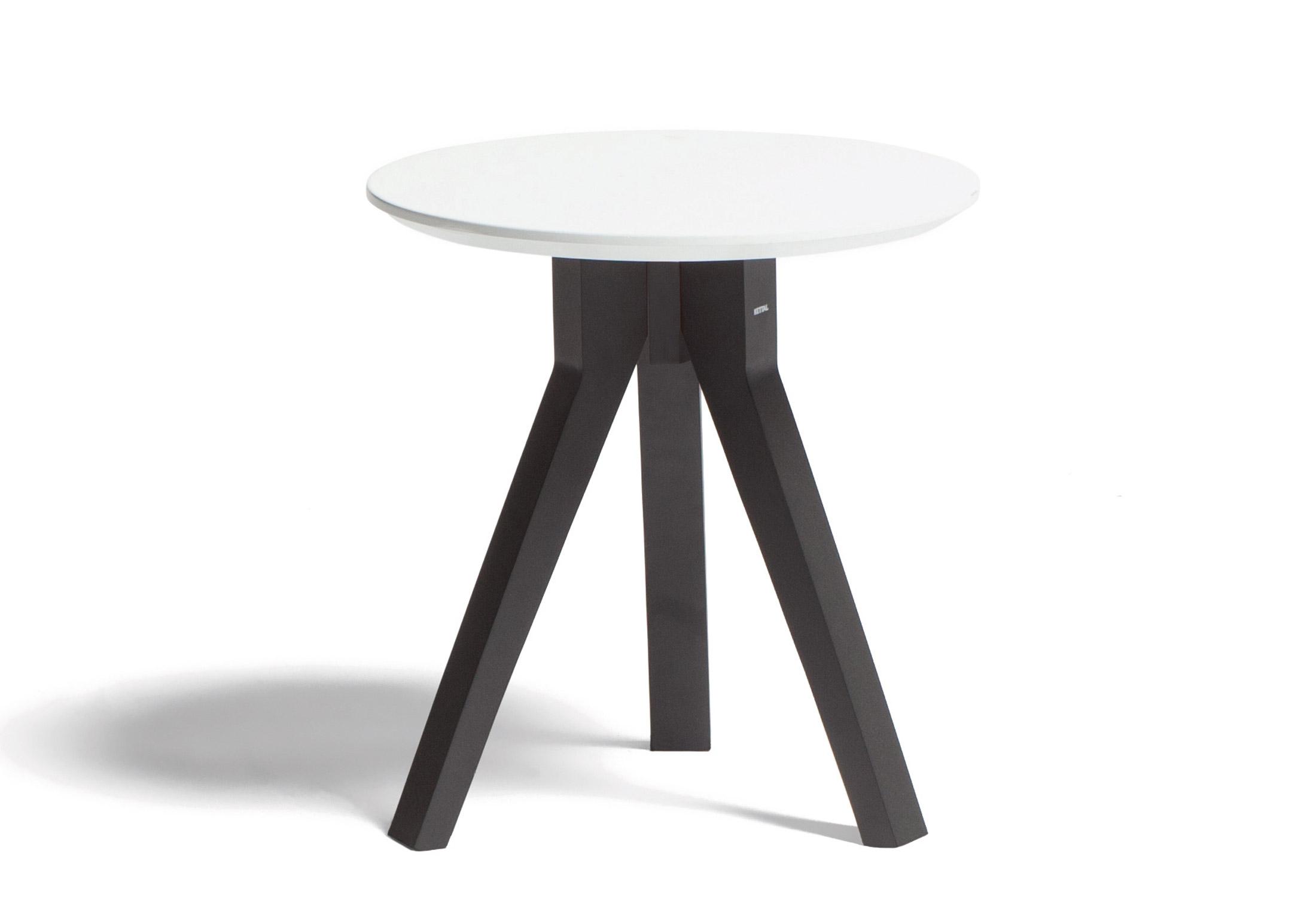 vieques beistelltisch hoch von kettal stylepark. Black Bedroom Furniture Sets. Home Design Ideas