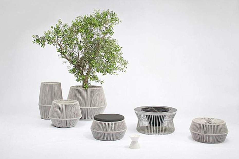 ZigZag planter XL