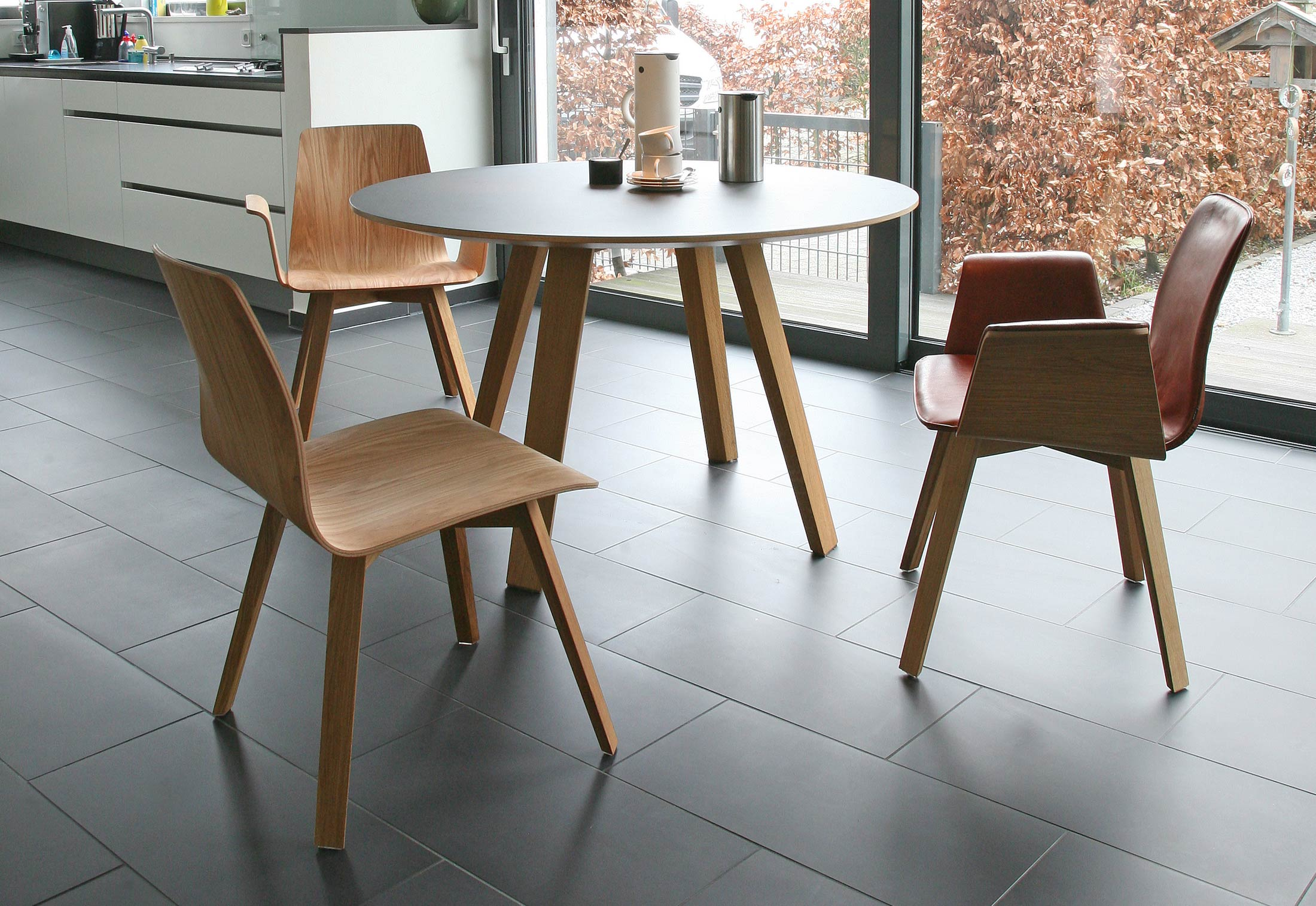 ... Maverick Dining Table Round ... Design