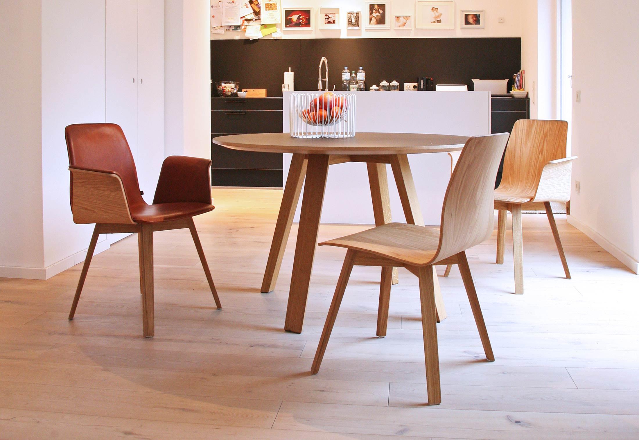 Superb ... Maverick Dining Table Round ... Ideas