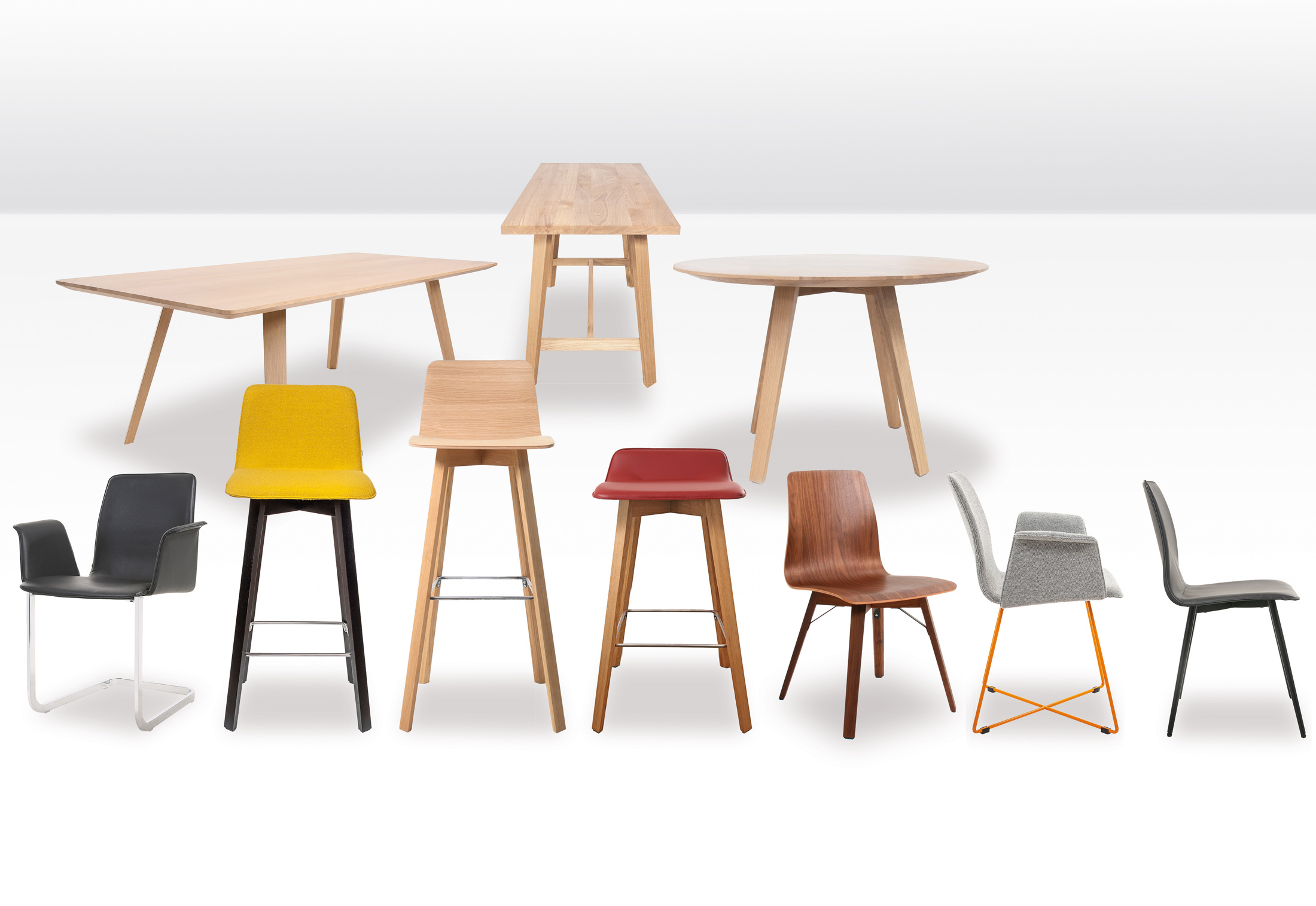 maverick dining table by kff stylepark. Black Bedroom Furniture Sets. Home Design Ideas