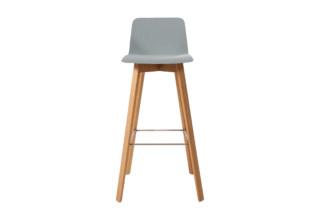 Maverick upholstered bar stool  by  KFF