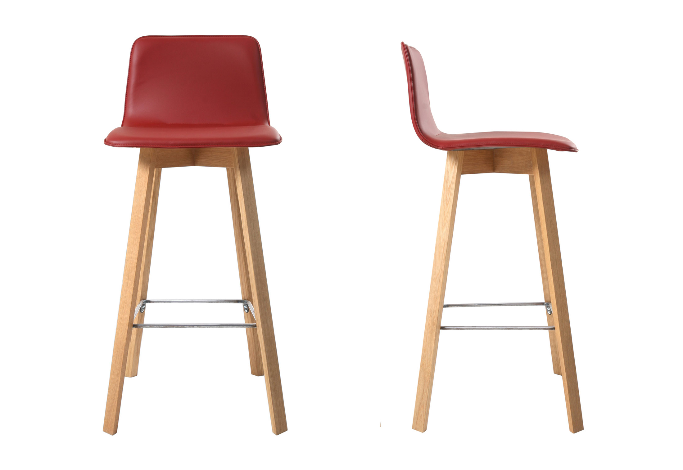 Maverick Upholstered Bar Stool By Kff Stylepark